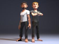 합리적인 가격에 캐릭터나 제품을 3D로 제작해드립니다.