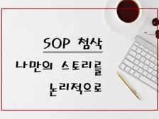 [석박사/국제대학원SOP] 영문 SOP 첨삭해드립니다.