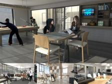 건축설계, 인테리어,실시,계획 및 수정/ 모델링,투시도,아이소(2D,3D)작업해드립니다.