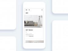 [미니멀디자인] 트렌드에 맞는 모바일 앱 UI디자인 및 UX설계해드립니다.