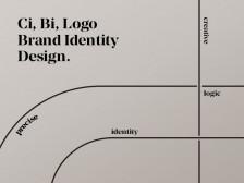[로고/CI/BI] 브랜드 아이덴티티 디자인 작업해드립니다.
