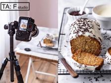 감각적인 음식 사진/ 푸드 영상/ 제품 촬영 /레시피 바이럴 광고 촬영드립니다.