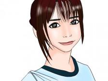 일러스트 캐리커쳐 카툰 웹툰스타일 인물 초상화 그려드립니다.