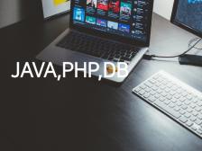 PHP,JAVA를 활용하여 실제 웹사이트 만들어보는 전체과정드립니다.