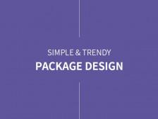 패키지 디자인, 각종 라벨 스티커 디자인해드립니다.