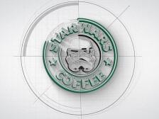 건축가가 디테일하게 그린 듯한 3D 로고 인트로를 제작해드립니다.