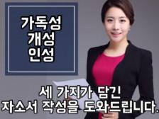 [자소서] 서울대 언론정보학과 출신 대기업 현직자가 도와드립니다.