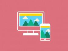 웹 & 모바일 페이지 디자인 및 퍼블리싱드립니다.