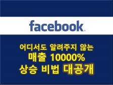 [2018최신업데이트] 월100만원 만들기 / 페이스북 마케팅 실전 노하우알려드립니다.