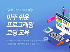 1:1 학생 및 일반인 온라인 컴퓨터 프로그래밍 코딩교육 해드립니다.