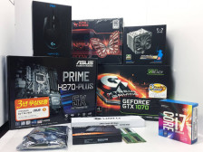 컴퓨터게이밍pc itx 사무용피씨 등 견적&조립 각종 PC 업그레이드 해드립니다.