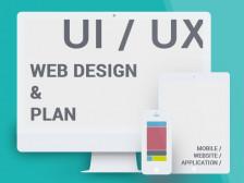 웹사이트와 모바일 어플리케이션 그리고 모바일 웹사이트 기획에서 디자인까지 해드립니다.