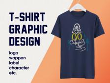 패션에 사용되는 로고, 와펜, 캐릭터 등 모든 그래픽을 디자인해드립니다.