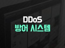 DDoS 방어 및 보안서비스 제공 해드립니다.