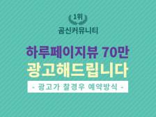 하루70만페이지뷰 20대여성 타킷 앱 1위 광고해드립니다.