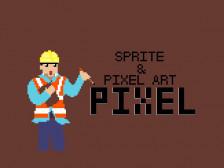 게임이나 프로필 사진등에 쓸 픽셀 그림이나 스프라이트를 그려드립니다.