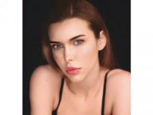 외국인 모델 미카가 홍보에 적합한 모델해드립니다.