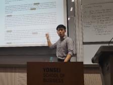 [연세대 MBA 대학원 강사] 원어민/교포 영어강사가 영어과외 해드립니다.
