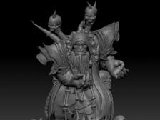 빠르고 저렴하게 아트토이/ 캐릭터 높은 퀄리티의 3D 모델링을드립니다.