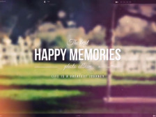 추억/결혼/슬라이드쇼 등 아무 영상이나 만들어드립니다.