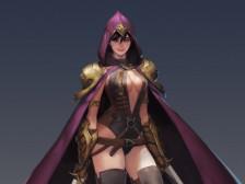 원하시는 캐릭터 컨셉 아트 제작 해드립니다.