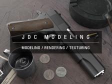 [3D Game, 영상] 다양한 오브젝트들 [산업,IT 제품] 모델링, 렌더링 해드립니다.