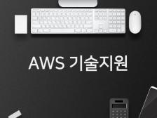 아마존 웹 서비스(AWS) 기술지원 해드립니다.