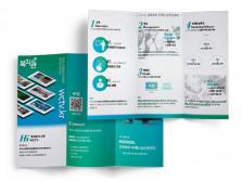 인쇄물, 편집 디자인 (북/리플렛/팜플렛/브로슈어) 도움드립니다.