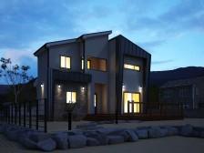전원주택, 근생건물 3D 모델링, 3D 투시도 작업 해드립니다.