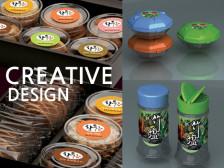 [이루] 다양한 기법의 일러스트와 캐릭터디자인 적용! 차별화된 패키지 디자인을 이루어드립니다.