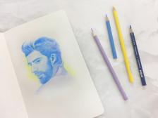 인물드로잉 원데이 클래스로 소중한 사람을 그릴 수 있도록 도와드립니다.
