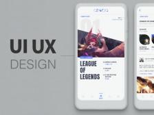 사용자를 고려한 UI디자인을 만들어드립니다.