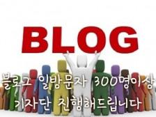 블로그 착한가격으로 기자단 진행해드립니다.