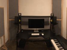 스튜디오의 이름에 걸맞게 맞춤형 음악을 만들어드립니다.