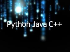 Python/Java/C++ 프로그래밍 도와드립니다.
