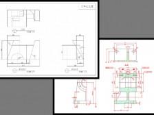 CAD(오토캐드) 기초 및 자격증반, 비전공자도 취득할 있도록 도와드립니다.