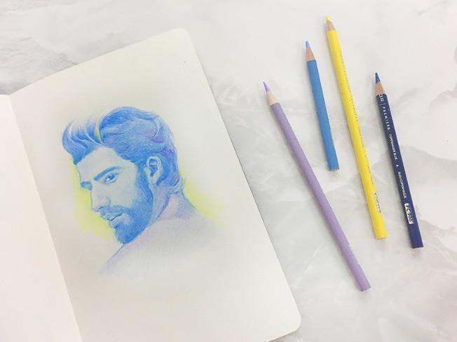 인물드로잉 원데이 클래스로 소중한 사람을 그릴 수 있도록 도와 드립니다.